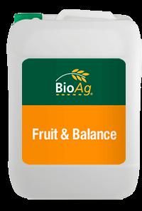 BioAg Biostimulant product Fruit & Balance