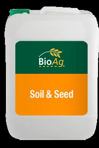 BioAg Biostimulant product Soil & Seed