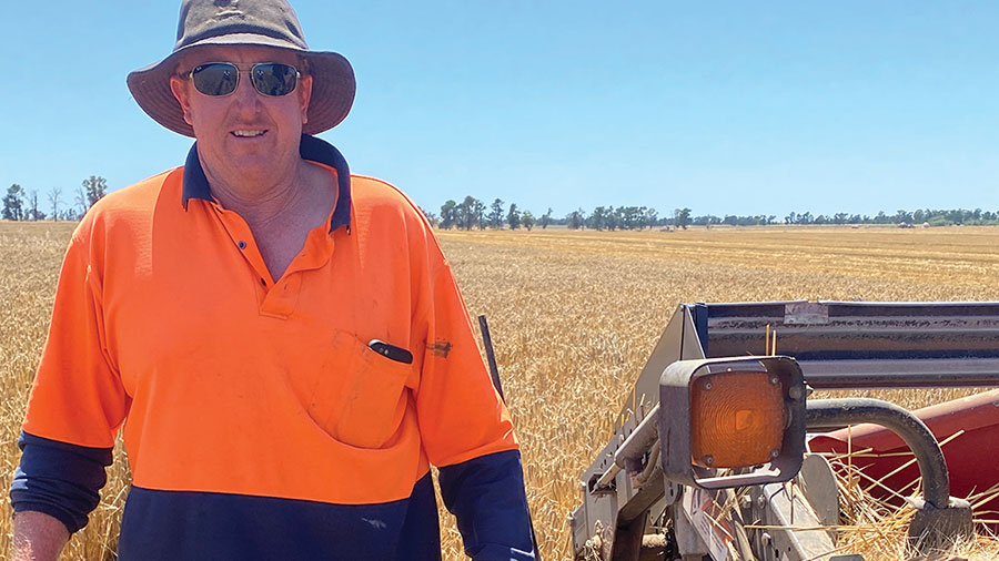 Sustainable farming in the Riverina